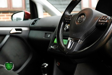 Volkswagen Touran SE TDI BLUEMOTION TECHNOLOGY - PX TO CLEAR 26