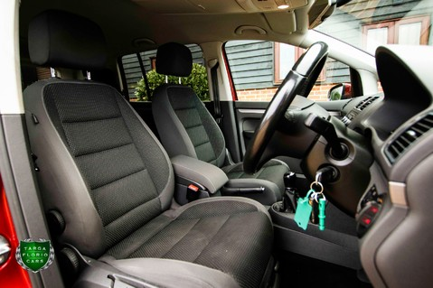 Volkswagen Touran SE TDI BLUEMOTION TECHNOLOGY - PX TO CLEAR 27