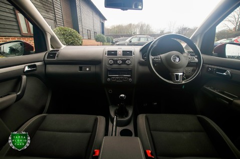 Volkswagen Touran SE TDI BLUEMOTION TECHNOLOGY - PX TO CLEAR 38