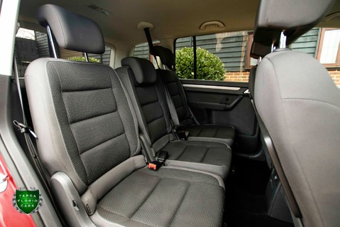 Volkswagen Touran SE TDI BLUEMOTION TECHNOLOGY - PX TO CLEAR 8