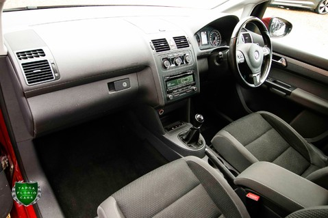 Volkswagen Touran SE TDI BLUEMOTION TECHNOLOGY - PX TO CLEAR 6