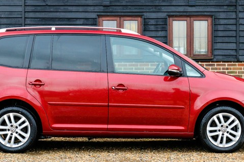 Volkswagen Touran SE TDI BLUEMOTION TECHNOLOGY - PX TO CLEAR 10