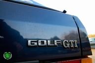 Volkswagen Golf GTI RIVAGE 1.8L (MK1) 36