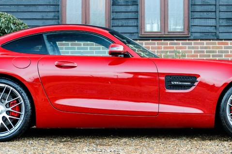 Mercedes-Benz Amg GT AMG GT S PREMIUM 12
