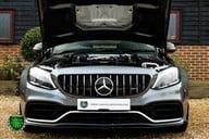 Mercedes-Benz C Class AMG C63 S PREMIUM PLUS 20