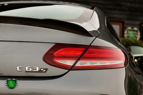 Mercedes-Benz C Class AMG C63 S PREMIUM PLUS 39