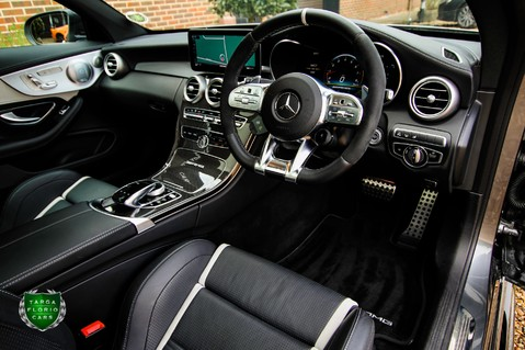 Mercedes-Benz C Class AMG C63 S PREMIUM PLUS 49