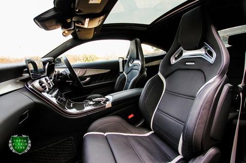 Mercedes-Benz C Class AMG C63 S PREMIUM PLUS 54
