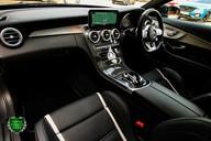 Mercedes-Benz C Class AMG C63 S PREMIUM PLUS 55