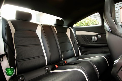Mercedes-Benz C Class AMG C63 S PREMIUM PLUS 9