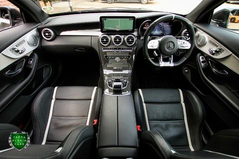Mercedes-Benz C Class AMG C63 S PREMIUM PLUS 6