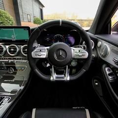 Mercedes-Benz C Class AMG C63 S PREMIUM PLUS 2