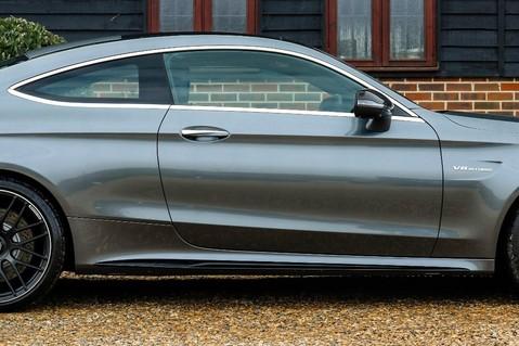 Mercedes-Benz C Class AMG C63 S PREMIUM PLUS 12