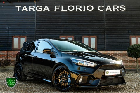 Ford Focus RS- Mountune FPM 375 Tuning Package 1