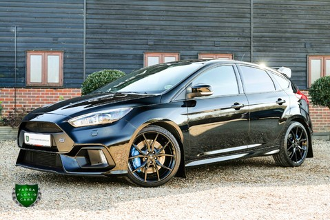 Ford Focus RS- Mountune FPM 375 Tuning Package 3