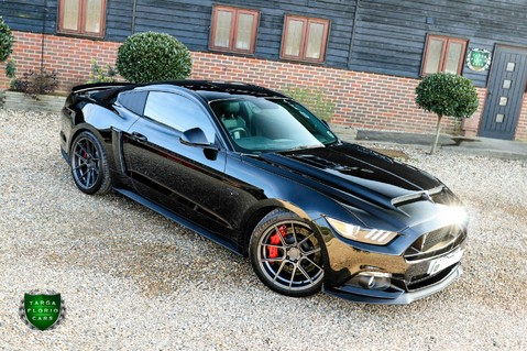 Ford Mustang GT 'Shelby Supersnake' Roush Stage 2 750BHP - Full PPF 18