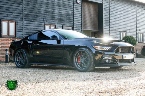 Ford Mustang GT 'Shelby Supersnake' Roush Stage 2 750BHP - Full PPF 28