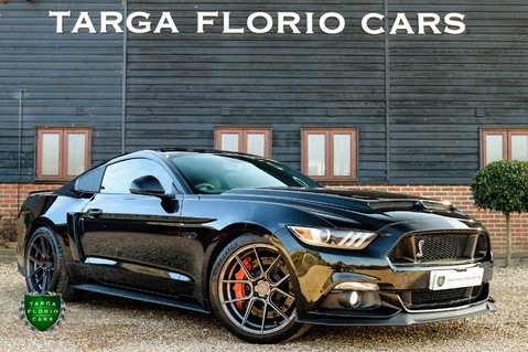 Ford Mustang GT 'Shelby Supersnake' Roush Stage 2 750BHP - Full PPF 1