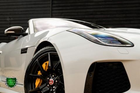 Jaguar F-Type V8 SVR AWD 20