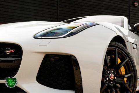 Jaguar F-Type V8 SVR AWD 29