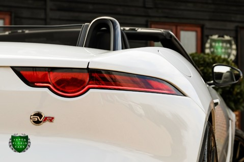 Jaguar F-Type V8 SVR AWD 42