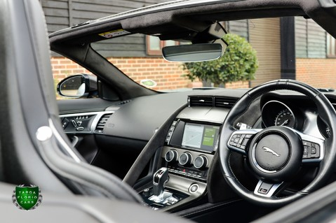 Jaguar F-Type V8 SVR AWD 58