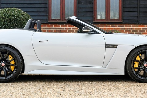 Jaguar F-Type V8 SVR AWD 14