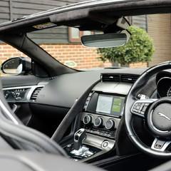 Jaguar F-Type V8 SVR AWD 2