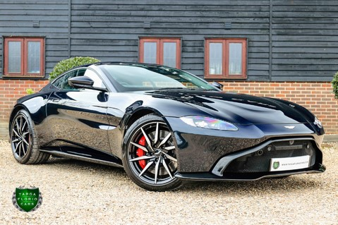 Aston Martin Vantage 4.0 V8 Auto 15
