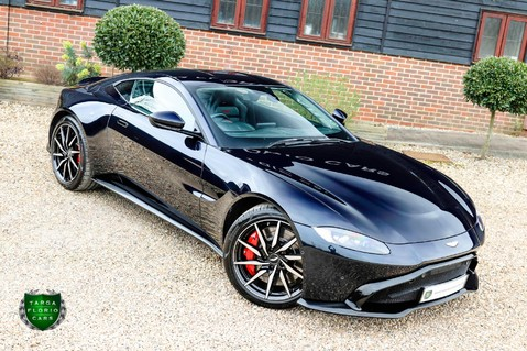 Aston Martin Vantage 4.0 V8 Auto 16