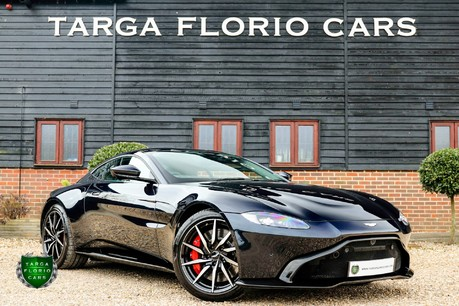 Aston Martin Vantage 4.0 V8 Auto
