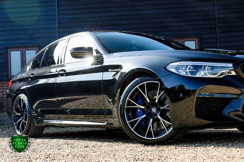 BMW M5 M5 COMPETITION 18