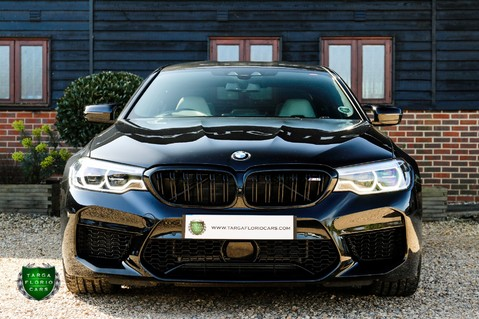 BMW M5 M5 COMPETITION 20