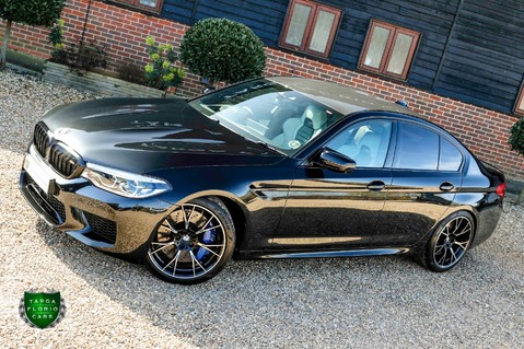 BMW M5 M5 COMPETITION 25