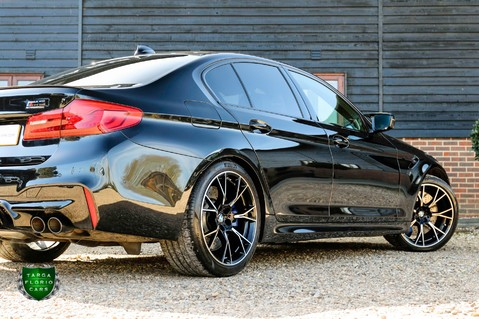 BMW M5 M5 COMPETITION 40