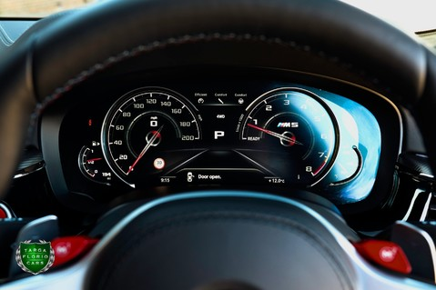 BMW M5 M5 COMPETITION 46