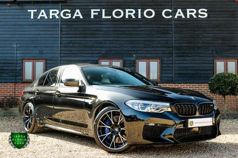 BMW M5 M5 COMPETITION 1