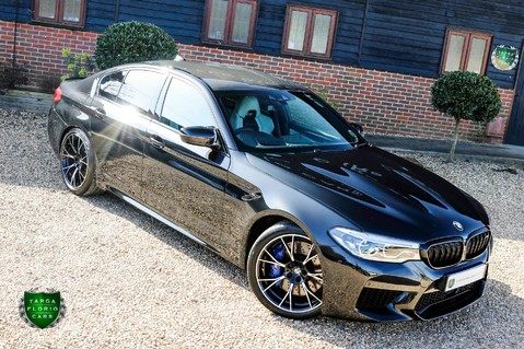 BMW M5 M5 COMPETITION 2