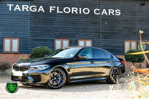 BMW M5 M5 COMPETITION 4