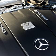 Mercedes-Benz Amg GT AMG GT C 2