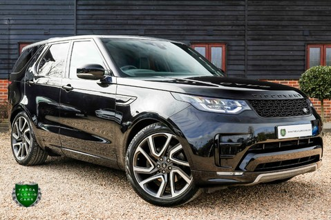 Land Rover Discovery SI6 HSE 2