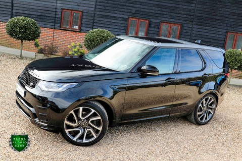 Land Rover Discovery SI6 HSE 3