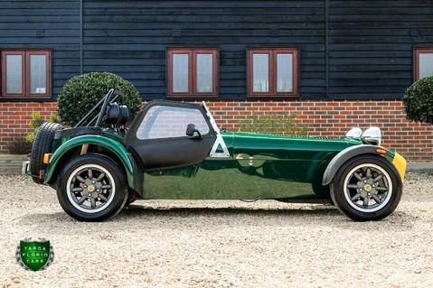Caterham Seven ROADSPORT LIMITED EDITION (#9 OF 30) 13
