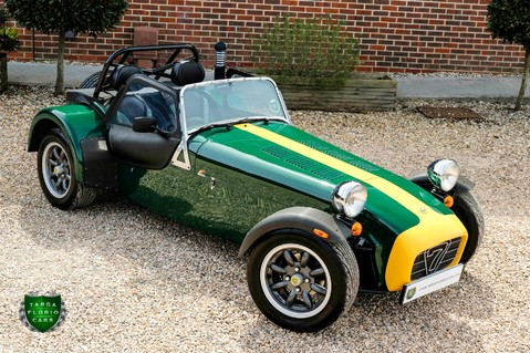 Caterham Seven ROADSPORT LIMITED EDITION (#9 OF 30) 17