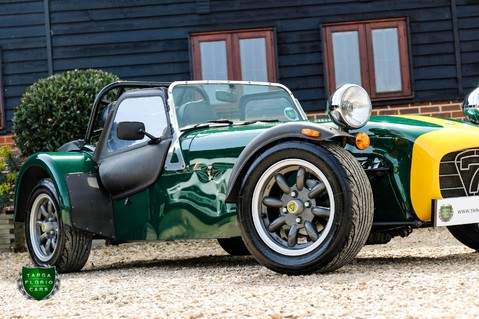 Caterham Seven ROADSPORT LIMITED EDITION (#9 OF 30) 18