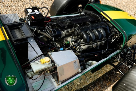 Caterham Seven ROADSPORT LIMITED EDITION (#9 OF 30) 23