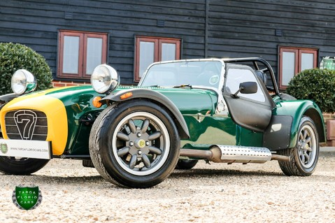 Caterham Seven ROADSPORT LIMITED EDITION (#9 OF 30) 28