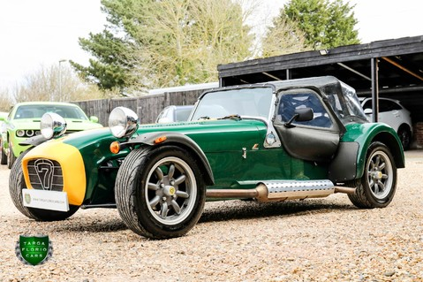 Caterham Seven ROADSPORT LIMITED EDITION (#9 OF 30) 44