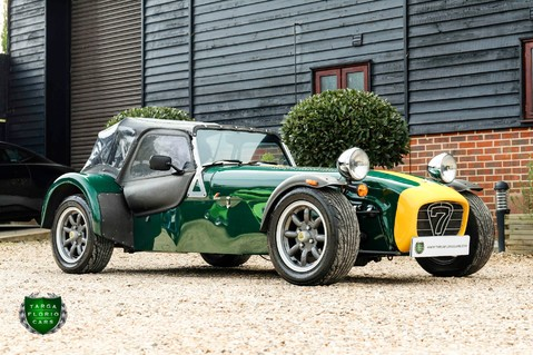 Caterham Seven ROADSPORT LIMITED EDITION (#9 OF 30) 45