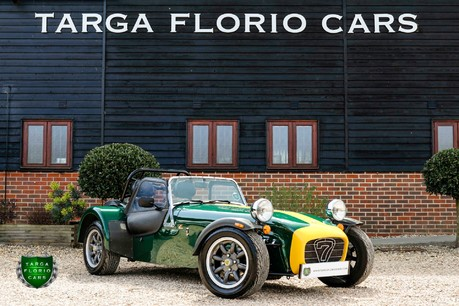 Caterham Seven ROADSPORT LIMITED EDITION (#9 OF 30)